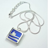 Sail Away Pendant Necklace