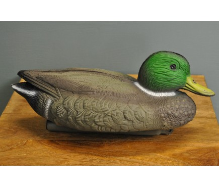 Mallard Duck Hunting Shooting Floating Decoy Pond Decoration