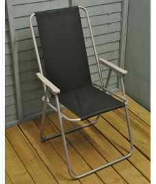 Selections Folding Garden Furniture Set Chair