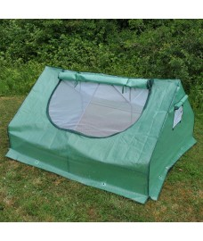 Giant Garden Multi Cloche Growhouse with Reinforced Cover