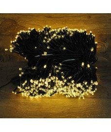 720 LED Warm White Supabright String Lights (Mains) by Premier