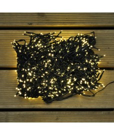 960 LED Warm White Multi-Action Treebrights Christmas Tree String Lights (Mains) by Premier