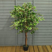 Artificial Ficus Fig Tree (120cm)