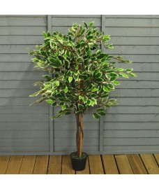 Artificial Topiary Ficus Fig Tree (120cm)