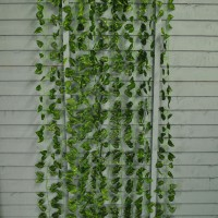 Pack of 12 x Selections Ivy Artificial Garland (24m)