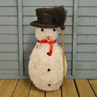 Jack Frost Christmas Decoration (66cm) by Three Kings