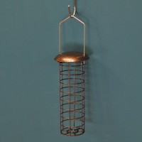 Hanging Fatball Bird Feeder For Selections Metal Bird Feeding Stations