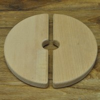 Wooden Press Plates for Traditional Fruit and Apple Press (6 Litre)