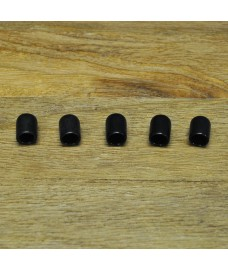 Pack of 5 Rubber Bamboo Cane and Hook Protectors