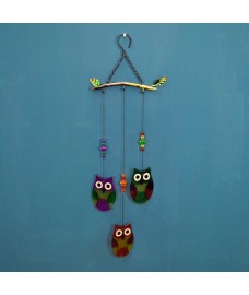 Owl Wind Chime by Smart Garden