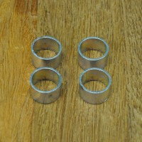 Pack of 4 Heavy Duty Wheel / Axle Washers (2cm)