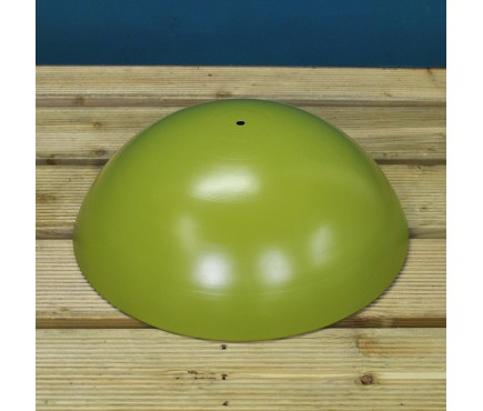 Green Squirrel Baffle for Wooden Bird Tables