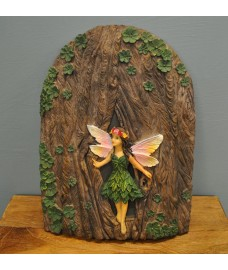 Fairy Tree Door Garden Ornament