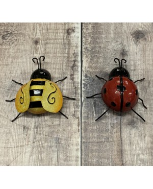 Ladybird And Bumbl..