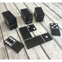 Jumbo Garden Wooden Dominoes