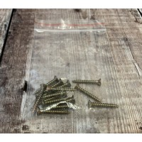 Fixings for Wooden Slatted Composter