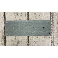 Replacement Slate Backing Plate for Dog Tail Hooks GFJ591