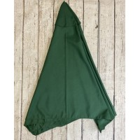 Replacement Fabric Cover  for Crank & Tilt Parasol Green GFK198