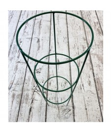 Single Conical Garden Plant Support Ring (60cm)