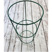 Single Conical Garden Plant Support Ring (48cm)