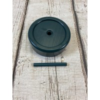 Replacement Wheel (with Axle) for GFH769 Tool Rack Holder