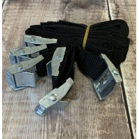 Straps for Lawn Aerator Shoes (Pack of 6)