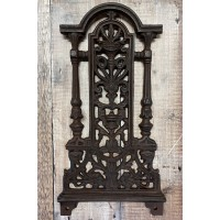Cast Iron Umbrella Stand Back Plate