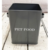 Replacement Pet Food Storage Tin ( No Lid ) GFK231
