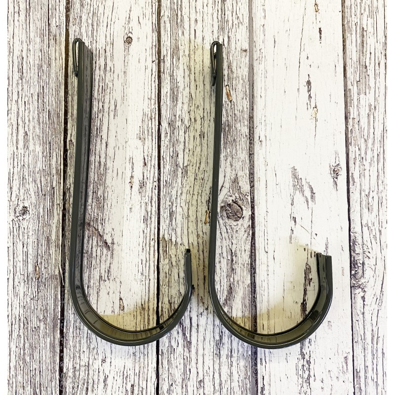 Replacement Hangers for French Grey Balcony Hanging Planter GFK445