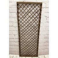 Individual Replacement Willow Trellis Framed Panel (120cm x 45cm)