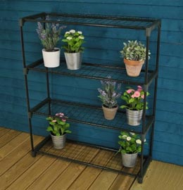 Greenhouse Staging & Vents