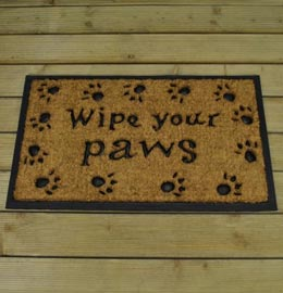 Coir, Metal & Rubber Doormats