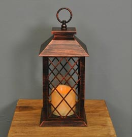 Battery & Solar Candle Lanterns