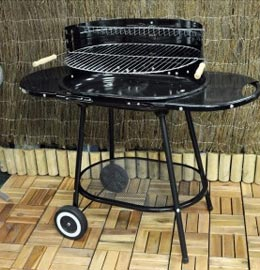 Fire Pits & Barbecues