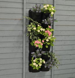 Wall Troughs & Planters