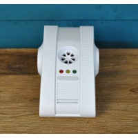 Ultrasonic Sonic Electro-magnetic Ionic Plug in Mouse & Pest Repeller