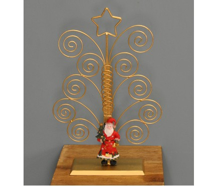 Father Christmas Card Holder