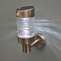 Motion activated PIR (Solar) Wave Light by Smart Solar
