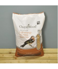 High Energy No Mess Bird Food 12.75kg by Chapelwood