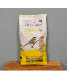Sunflower Hearts Bird Food Pouch 900g by Chapelwood