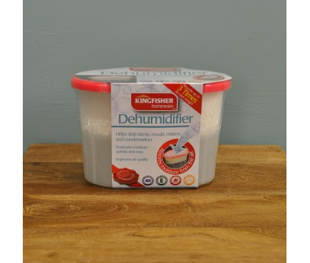 Compact Dehumidifier Moisture Absorber by Kingfisher