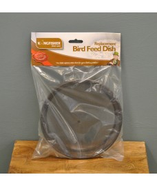 Replacement Metal Feeding Dish for Kingfisher BFS Bird Feeding Station