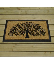 Sherwood Design Rubber Backed Coir Doormat by Gardman