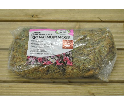 New Zealand Fresh Sphagnum Moss Planter Liner (up to 35cm) by Smart Garden