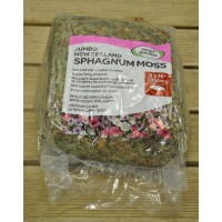 New Zealand Fresh Sphagnum Moss Planter Liner (3 x 35cm) by Smart Garden