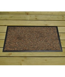 WetGard Brown Patio Dirt Trapper Doormat by Gardman