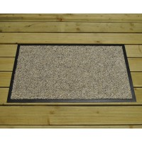 WetGard Beige Patio Dirt Trapper Doormat by Gardman