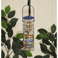 Suet Fat Ball Feeder with Fat Balls  by Kingfisher