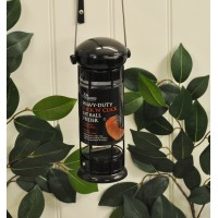 Heavy Duty Flick & Click Fat Ball Feeder by Tom Chambers