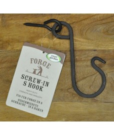 Screw In S Hook For Bird Feeders by Smart Garden